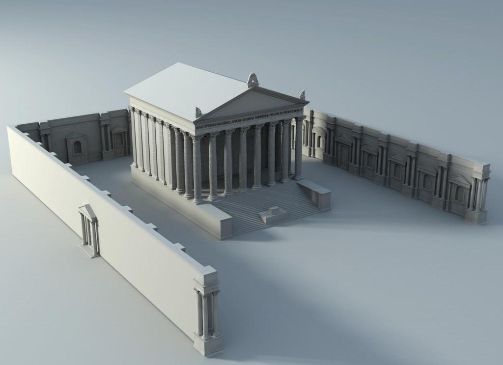 Kapitols Tempel